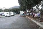 """Palermo, la protesta: """"Da oltre tre giorni piazzale Giotto è come un campo nomadi"""""""