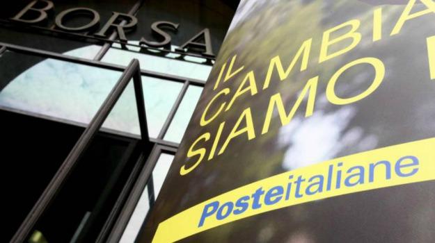 borsa, governo, Poste Italiane, privatizzazione, Sicilia, Economia