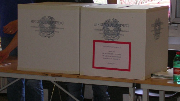 amministrative 2016, election day, m5s, referendum trivelle, Ragusa, Politica