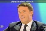 """Renzi: """"Non mando 5mila soldati italiani a invadere la Libia. Non è un videogioco"""""""