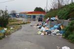 Rifiuti, situazione critica a Pergusa e a Enna bassa