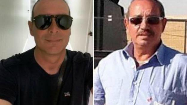 libia, salme italiani prigionieri, Sicilia, Mondo