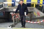 Salvini twitta in diretta da Bruxelles. Renzi: non è tempo di sciacalli