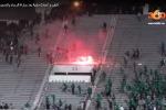 Violenza allo stadio di Casablanca, 2 morti negli scontri tra i tifosi - Video