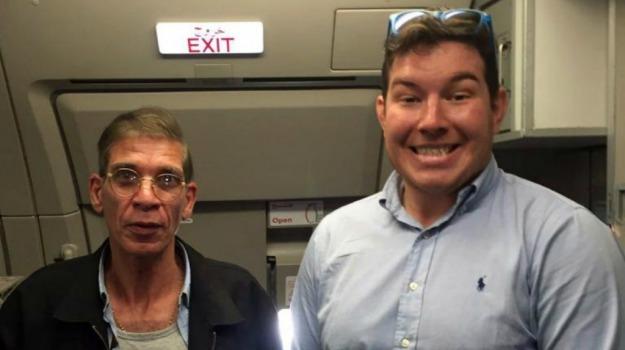 aereo egyptair, dirottatore, londra, ostaggio, selfie, Sicilia, Mondo