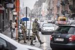 """""""A Bruxelles si preparava un attacco multiplo"""": blitz con sei arresti"""