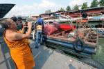 Paura a Bangkok, esplode un taxi boat: feriti oltre 50 passeggeri