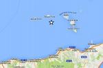 Eolie, quattro scosse di terremoto nelle ultime 24 ore