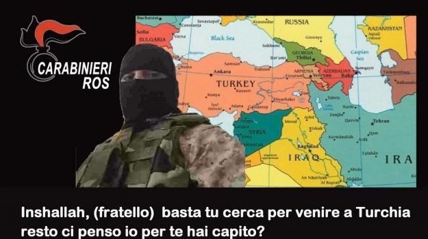 anti-isis, terrorismo, terrorismo italia, Sicilia, Mondo