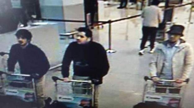 aeroporto bruxelles, attentati, bruxelles, Sicilia, Mondo