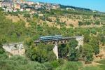 Un treno per visitare la Valle dei Templi e la Scala dei Turchi