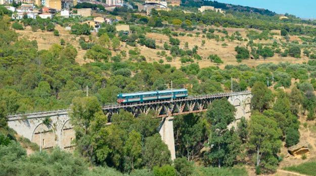 treno storico, Valle dei Templi, Agrigento, Cultura