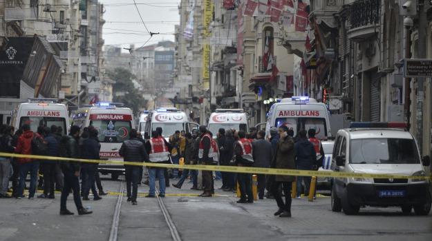 esplosione istanbul, Isis, Turchia, Sicilia, Mondo