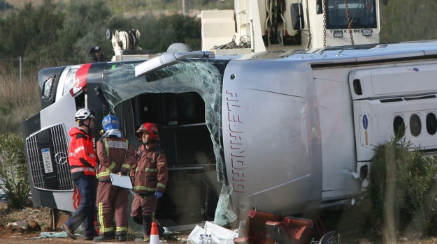 bus, Catalogna, erasmus, incidente, Sicilia, Mondo