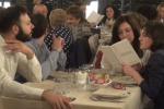 Casa a due famiglie, a Palermo la cena solidale di Addiopizzo - Video
