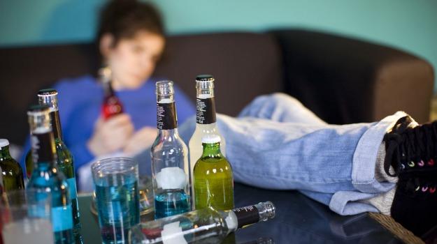 alcol, consumo, Sicilia, Vita
