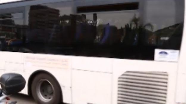 bus, caltanissetta, cronaca, gite, Caltanissetta, Cronaca