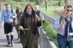 Catenanuova, Biagio Conte visita l'eremo