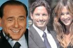 Silvia Toffanin è incinta? Il lapsus di nonno Silvio