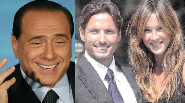 gravidanza, nonno, Silvia Toffanin, Silvio Berlusconi, Sicilia, Società