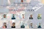 Furti in tutta la Sicilia: banda di rumeni smantellata a Ragusa - Le foto degli arrestati