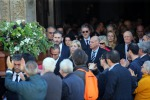 """M5s, al grido """"onestà"""" l'addio a Casalaggio - le foto"""