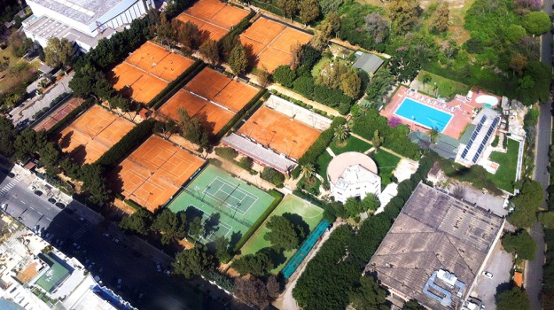 coppa delle province tennis, ct palermo, Palermo, Sport