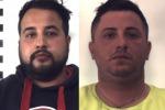 Palermo, scoperta centrale della droga: due arresti - Foto