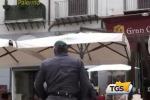 Mafia, sigilli al bar San Domenico a Palermo