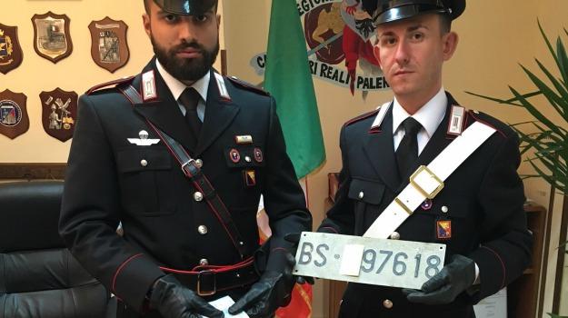 Chiede Soldi In Cambio Della Targa Rubata Arrestato A Polizzi Generosa
