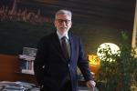 Il sovrintendente della Fondazione orchestra sinfonica siciliana, Giorgio Pace