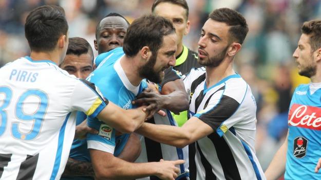 Calcio, Napoli, SERIE A, Sicilia, Sport