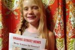 """""""Baby reporter"""" a 9 anni, alle critiche risponde: """"E' il mio lavoro"""""""