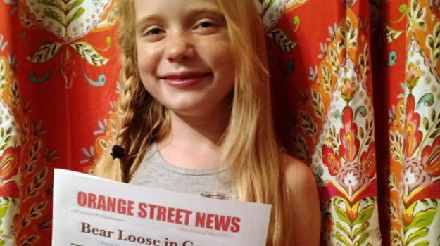 cronista 9 anni, USA, Sicilia, Mondo