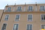 Hotel Patria a Palermo ristrutturato ma inutilizzato