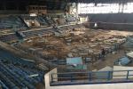 Il sottosegretario Lotti: il palasport di Palermo riaprirà entro il 2017