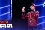 """E' balbuziente ma il suo beatbox sorprende tutti: l'esibizione a """"Italia's got talent"""" - Video"""