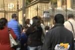 Piccoli studenti del Capo in gita al Teatro Massimo