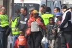 Immigrazione, arrivano a Trapani 741 profughi
