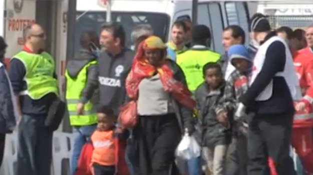 migranti, Palermo, Palermo, Cronaca