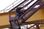 """""""Lavoro o ci buttiamo"""", attimi di tensione per 3 operai su una gru a Palermo"""