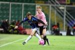 Il Palermo spreca e non vince più, pari con l'Atalanta al Barbera vuoto