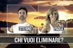 Paola Caruso e Stefano Orfei