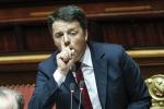 """Non passa la sfiducia al Governo, Renzi: """"Basta barbarie legate al giustizialismo"""""""