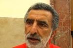 Il sindaco di Messina, Renato Accorinti