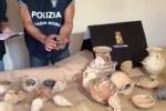 Trovati oltre 250 reperti in un'abitazione dell'Ennese