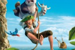 In un cartone animato le avventure di Robinson Crusoe: il trailer