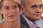 """Simona Ventura attacca Signorini in tv: """"Sei stato lo strumento del dolore dato ai miei figli"""" - Video"""