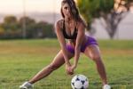 Regina dei social e abile col pallone, Thianna Gregory eletta freestyler più sexy del mondo