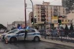 Tir sui binari e scontro tra due auto, viale Regione Siciliana piomba nel caos: le foto